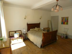 Chambres d'hotes/B&B Nidelice : Chambre Double