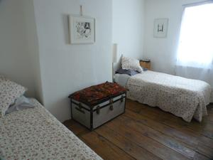 Chambres d'hotes/B&B Nidelice : Chambre Lits Jumeaux