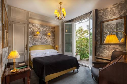 Hotel duc de st simon hotel paris 75007 for Hotels 75007