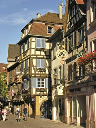 Closerie Saint-Martin : Appartement proche de Colmar