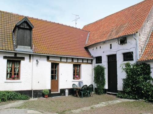 Holiday home Ferme de la Butte J-866 : Hebergement proche de Calais