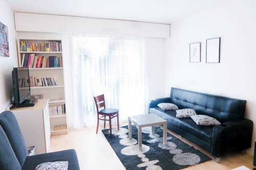 Appartement familial près de Paris : Appartement proche de Clichy
