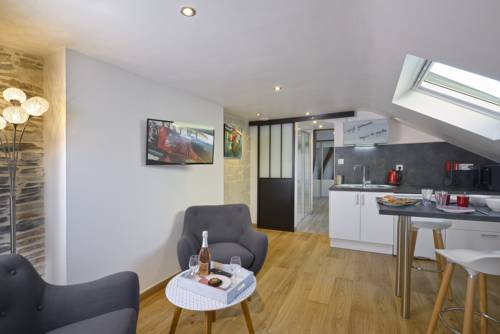 Hyper Centre Place Imbach : Appartement proche d'Angers