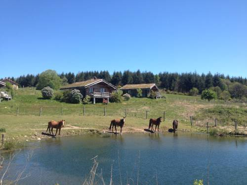 Ottus Ranch : Hebergement proche de Compreignac