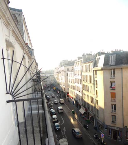 Hotel montmartre hotel paris 75018 for Liste des hotels paris
