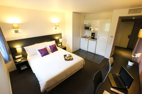 All Suites Appart Hotel Orly Rungis : Hebergement proche d'Antony