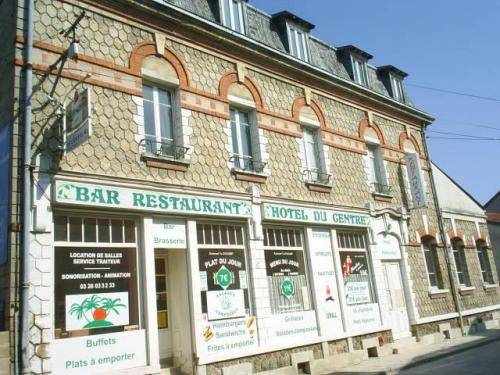Hotel le centaure hotel warmeriville 51110 for Liste des hotels en france
