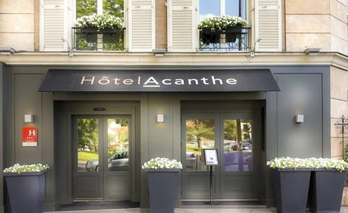 Quality Hotel Acanthe - Boulogne Billancourt : Hotel proche de Boulogne-Billancourt