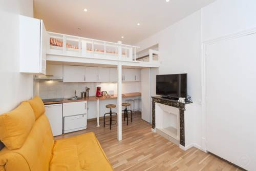 Cosy Bertin Studio : Appartement proche de Paris