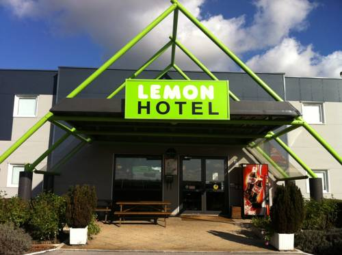 Lemon hotel arques hotel arques 62510 for Liste des hotels en france