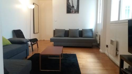 Le Lavandier flat : Appartement proche de Paris