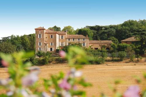 Holiday home Chateau de Montadet : Hebergement proche de Saint-Germier
