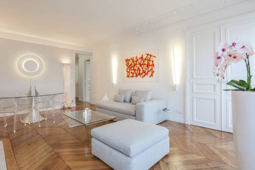Sebastopol Apartment : Appartement proche de Paris