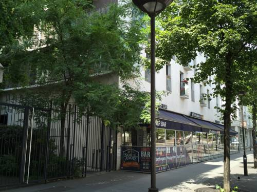 Appartement lumineux paris 13 appartement paris 75013 for Liste des hotels a paris