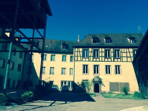 Traditional Loft : Appartement proche de Colmar