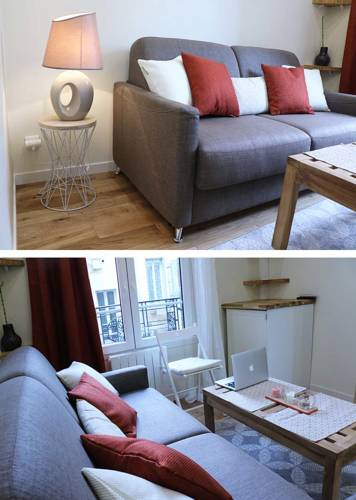 Studio Cosy : Appartement proche de Saint-Denis