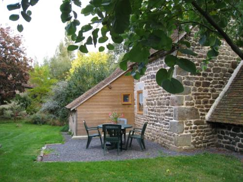 Holiday home Le Fournil 1 : Hebergement proche de Mantilly
