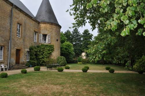 Chateau De Clavy Warby : Hebergement proche d'Antheny