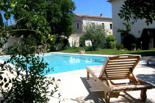 Holiday home Iris 1 : Hebergement proche de Montarnaud
