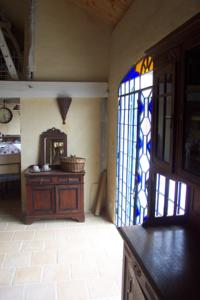 Chambres d'hotes/B&B Les Oliviers : Chambre Triple