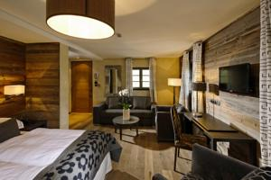 Hotel Restaurant L'Ami Fritz : Suite Junior