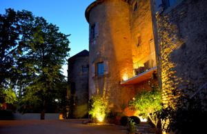 Hotel Chateau D'ige : Chambre Double