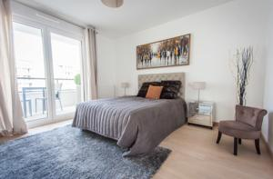 Appartement Luckey Homes - Rue Fre Scamaroni : photos des chambres