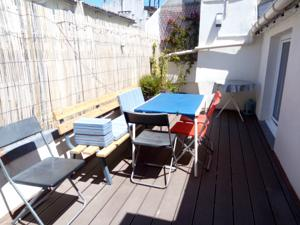 Appartement Chanflo : Appartement avec Terrasse