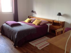 Chambres d'hotes/B&B Les Glycines : Chambre Double