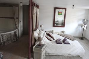 Hebergement At'Home : Chambre Double Supérieure