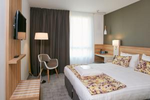 Hotel Kyriad Pontarlier : Chambre Double Standard