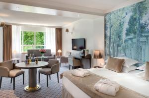 Vichy Celestins Spa Hotel : Suite Junior