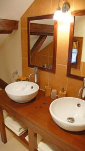Chambres d'hotes/B&B L'OURSERIE B&B : photos des chambres