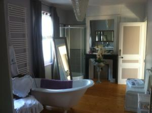 Chambres d'hotes/B&B O Mylle Douceurs : Suite (2 Adultes)