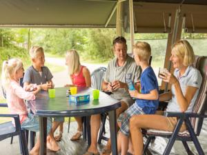 Hebergement Country Camp camping Domaine des Messires : photos des chambres