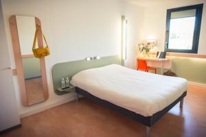 Hotel ibis budget Troyes Est : Chambre Double