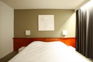 Hotel Welcome - Dunkerque Centre : Chambre Double
