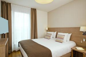 Hebergement Residhome Bois Colombes Monceau : Studio (2 Adultes)