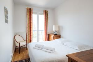 Appartement Luckey Homes - Avenue Georges Clemenceau : photos des chambres