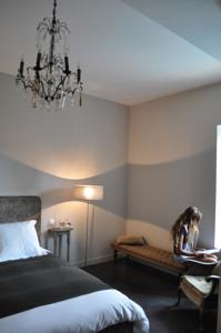Chambres d'hotes/B&B Chateau Saint Vincent : Chambre Double Brouilly