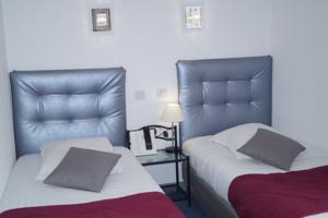 Hotel Le Val d'Amby : Chambre Lits Jumeaux Standard