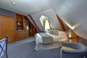 Hotel Golf Chateau de Chailly : Chambre Double Supérieure
