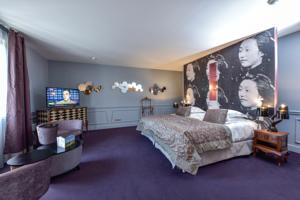 Hotel Golf Chateau de Chailly : Suite Junior