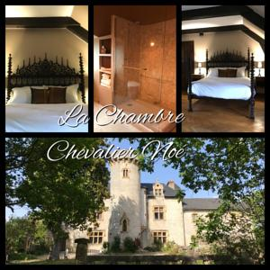 Chambres d'hotes/B&B Chateau Mariande : Grande Chambre Double
