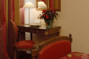 Churchill Hotel : Chambre Triple