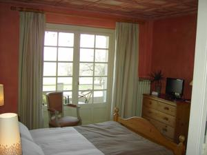Hotel Auberge Des Chasseurs : Chambre Double