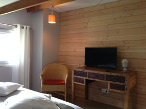 Chambres d'hotes/B&B Chalet Anduebis : photos des chambres