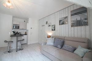 Appartement Studio cosy centre-ville : Studio (2 Adultes)