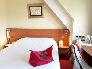 In Situ Hotel Le Chat Botte : Chambre Double