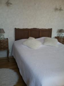Chambres d'hotes/B&B Les plesses : Chambre Double